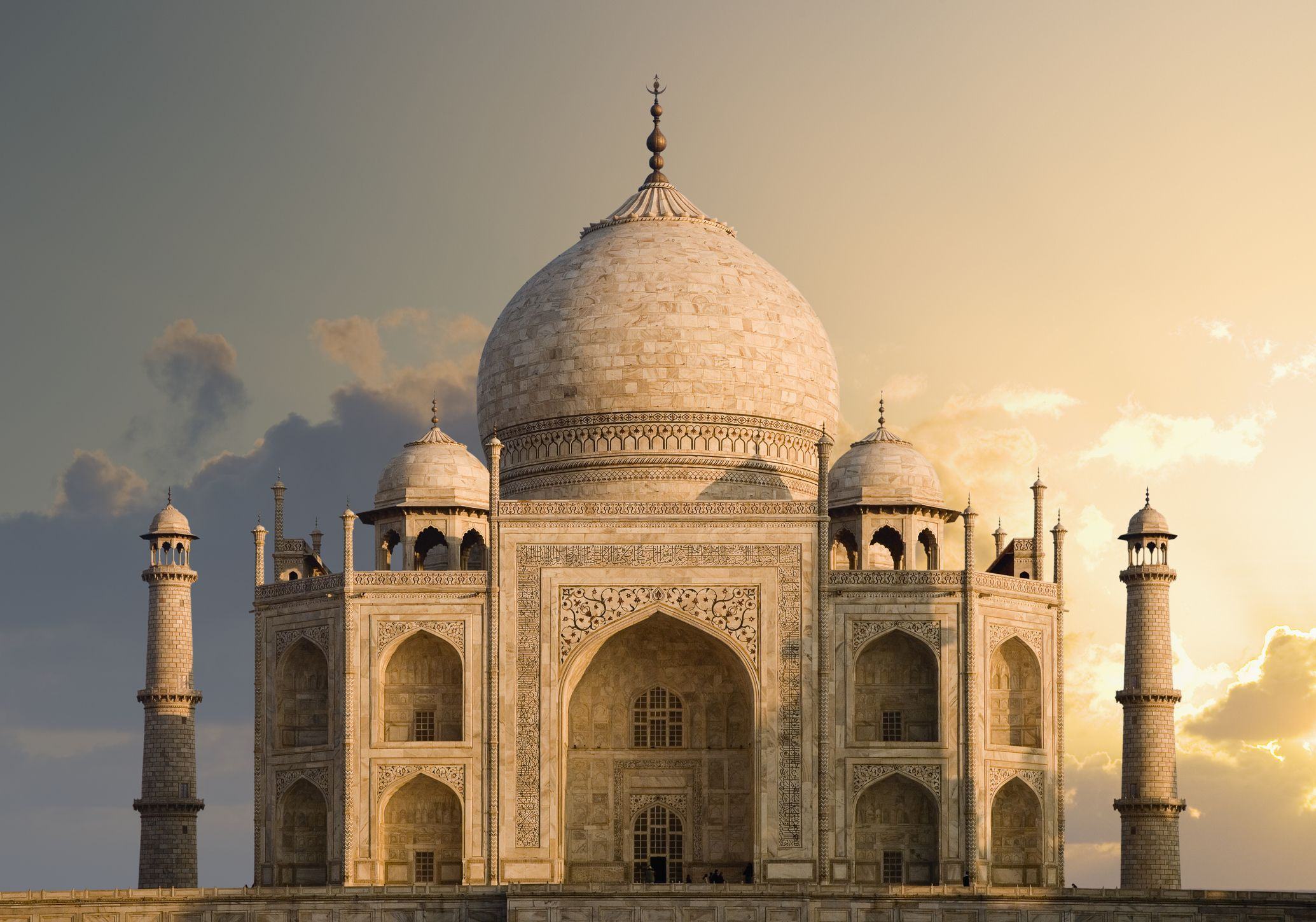 Agra Overnight Tour: from Delhi